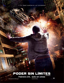 Poster Chronicle: Poder sin limites